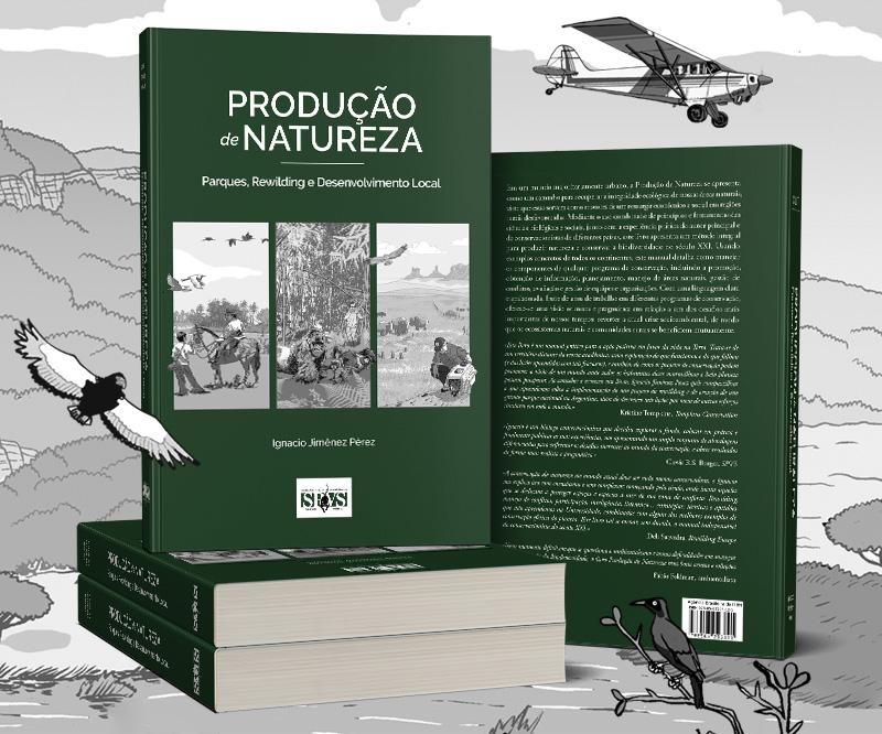 Livro Produção de Natureza